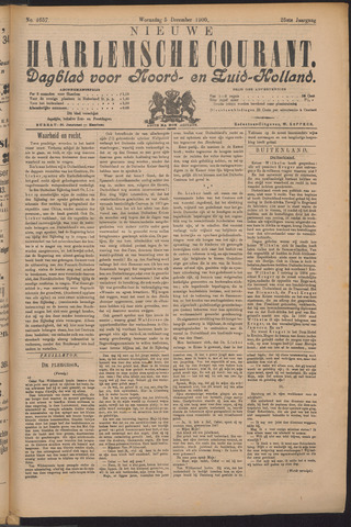 Nieuwe Haarlemsche Courant 1900-12-05