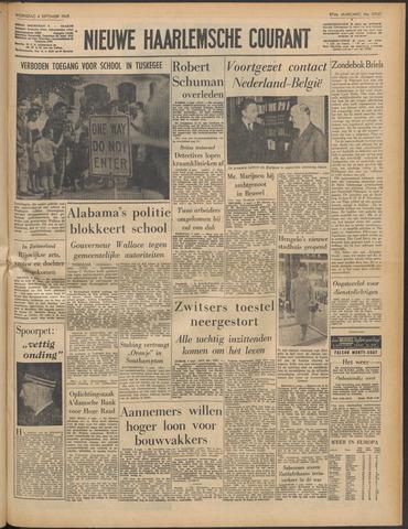 Nieuwe Haarlemsche Courant 1963-09-04