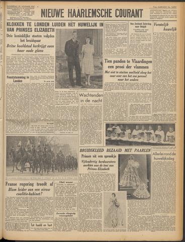 Nieuwe Haarlemsche Courant 1947-11-20