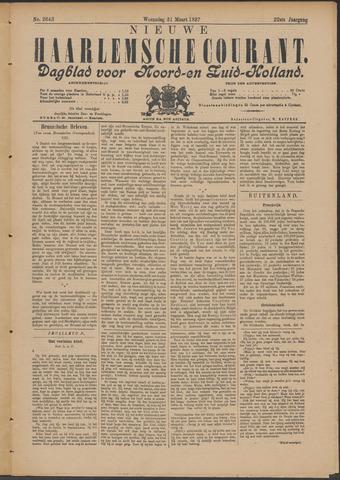 Nieuwe Haarlemsche Courant 1897-03-31