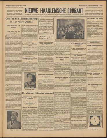 Nieuwe Haarlemsche Courant 1933-12-13