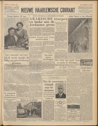 Nieuwe Haarlemsche Courant 1956-01-28