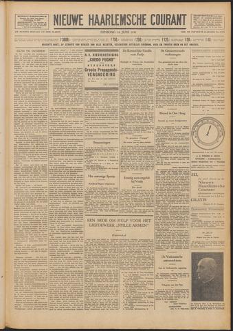 Nieuwe Haarlemsche Courant 1931-06-16