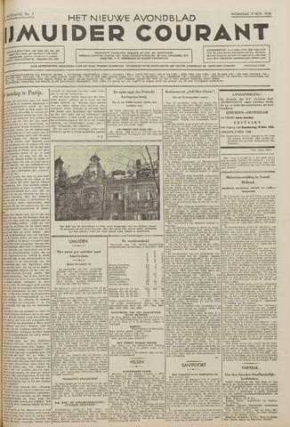 IJmuider Courant 1938-11-09