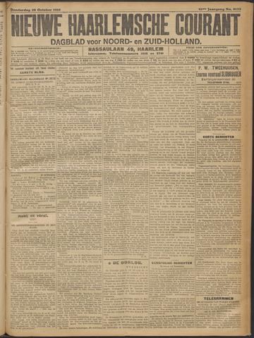 Nieuwe Haarlemsche Courant 1916-10-26