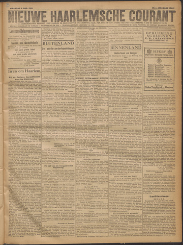 Nieuwe Haarlemsche Courant 1919-08-04
