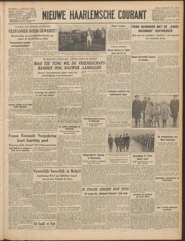 Nieuwe Haarlemsche Courant 1950-01-03