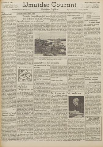 IJmuider Courant 1948-12-14