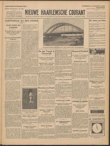 Nieuwe Haarlemsche Courant 1934-08-04
