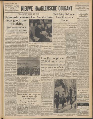 Nieuwe Haarlemsche Courant 1955-03-31