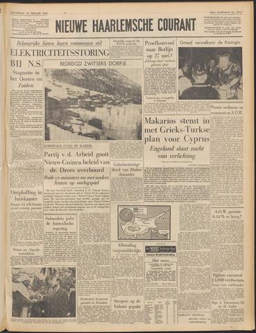 Nieuwe Haarlemsche Courant 1959-02-12
