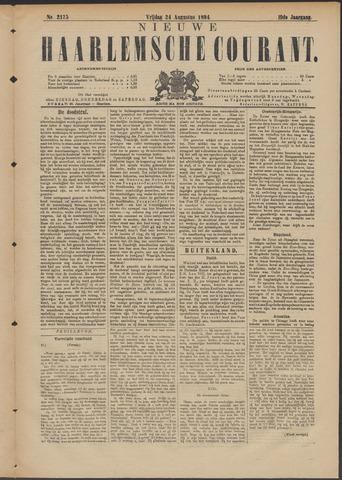 Nieuwe Haarlemsche Courant 1894-08-24