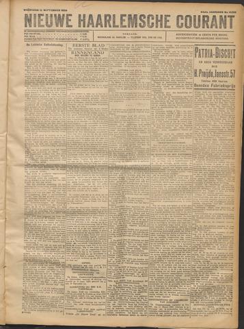 Nieuwe Haarlemsche Courant 1920-09-15