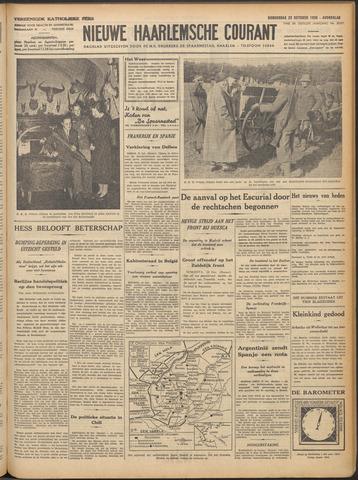 Nieuwe Haarlemsche Courant 1936-10-22