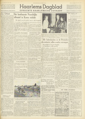 Haarlem's Dagblad 1951-05-24