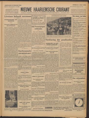 Nieuwe Haarlemsche Courant 1933-07-04