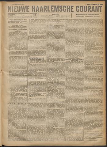 Nieuwe Haarlemsche Courant 1920-12-07