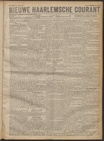Nieuwe Haarlemsche Courant 1920-07-24