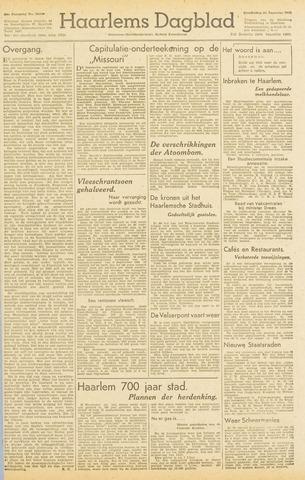 Haarlem's Dagblad 1945-08-23