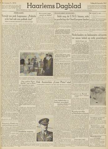 Haarlem's Dagblad 1947-09-26