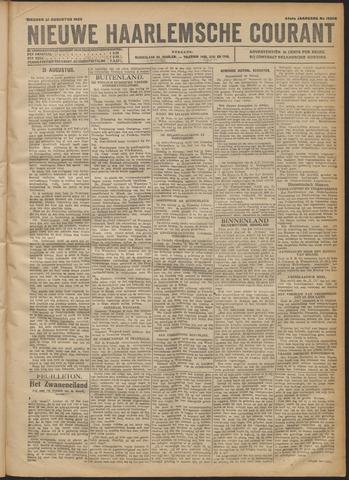 Nieuwe Haarlemsche Courant 1920-08-31