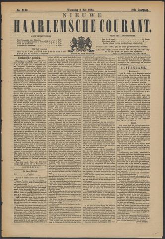 Nieuwe Haarlemsche Courant 1894-05-09