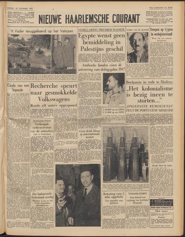 Nieuwe Haarlemsche Courant 1955-11-29