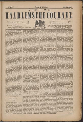 Nieuwe Haarlemsche Courant 1888-05-04
