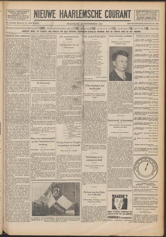 Nieuwe Haarlemsche Courant 1931-11-23