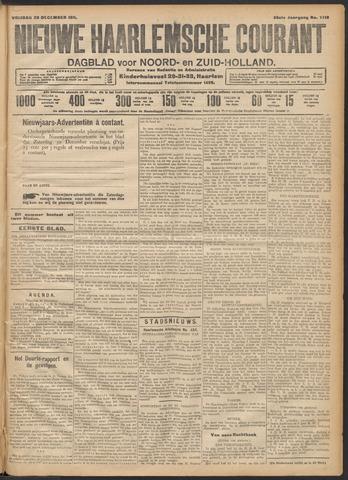 Nieuwe Haarlemsche Courant 1911-12-29