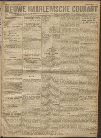Nieuwe Haarlemsche Courant 1918-11-22