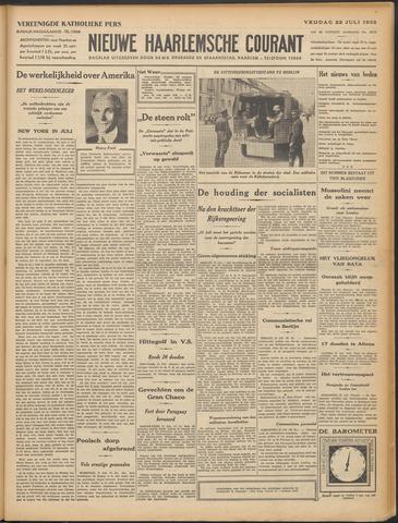 Nieuwe Haarlemsche Courant 1932-07-22