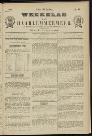 Weekblad van Haarlemmermeer 1884-10-10