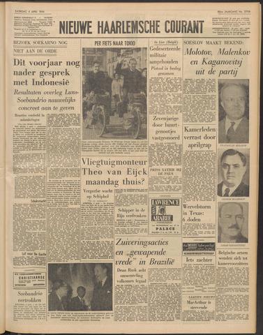 Nieuwe Haarlemsche Courant 1964-04-04