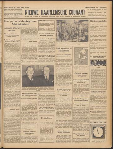 Nieuwe Haarlemsche Courant 1939-01-15