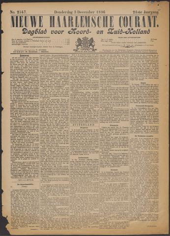 Nieuwe Haarlemsche Courant 1896-12-03