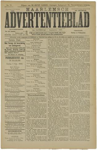 Haarlemsch Advertentieblad 1900-09-01