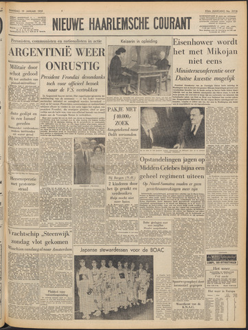 Nieuwe Haarlemsche Courant 1959-01-19