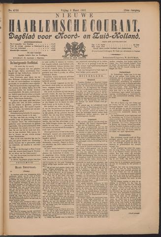 Nieuwe Haarlemsche Courant 1901-03-08