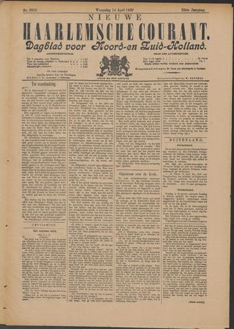Nieuwe Haarlemsche Courant 1897-04-14