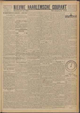 Nieuwe Haarlemsche Courant 1923-06-20