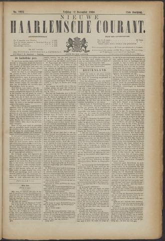 Nieuwe Haarlemsche Courant 1890-12-12