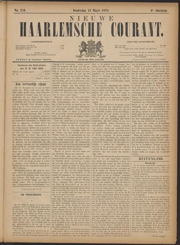 Nieuwe Haarlemsche Courant 1879-03-13