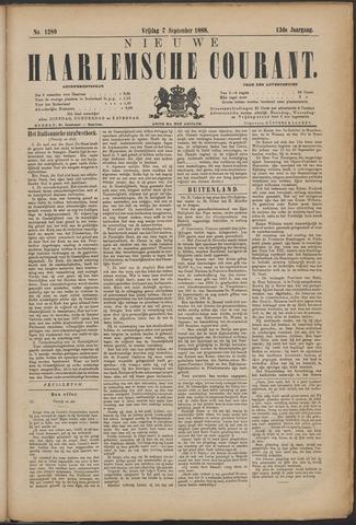 Nieuwe Haarlemsche Courant 1888-09-07