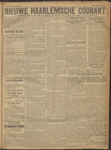 Nieuwe Haarlemsche Courant 1918-01-25