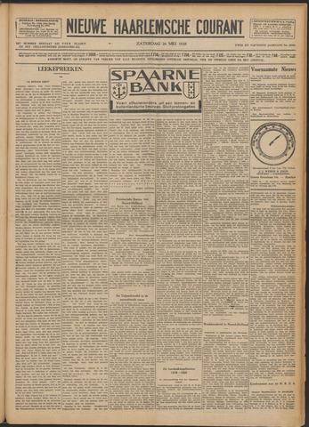 Nieuwe Haarlemsche Courant 1928-05-26
