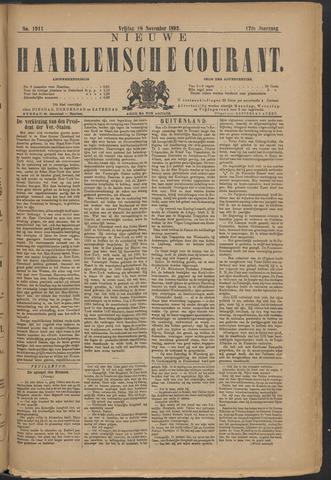 Nieuwe Haarlemsche Courant 1892-11-18