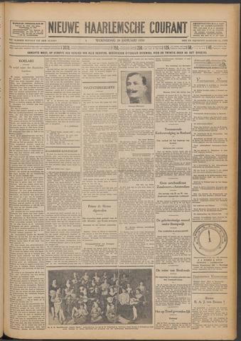 Nieuwe Haarlemsche Courant 1930-01-29
