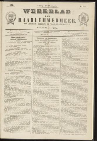 Weekblad van Haarlemmermeer 1872-12-27