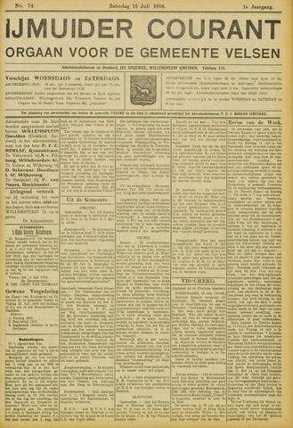 IJmuider Courant 1916-07-15